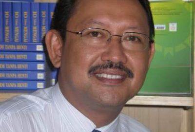 Dr. Mulyono D. Prawiro